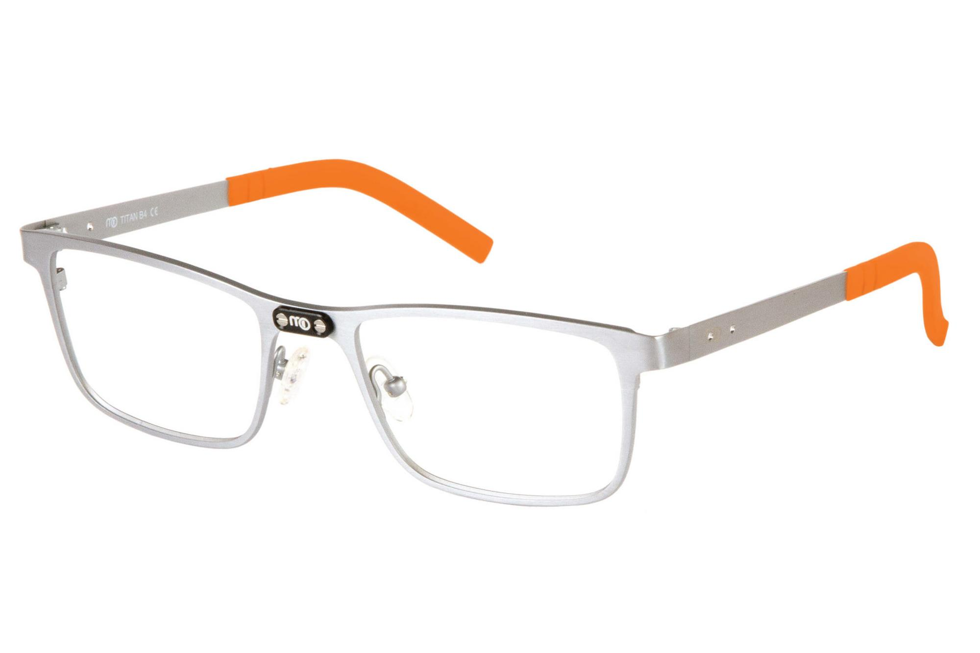 Frame Mooptics Titan B4 Main Orange