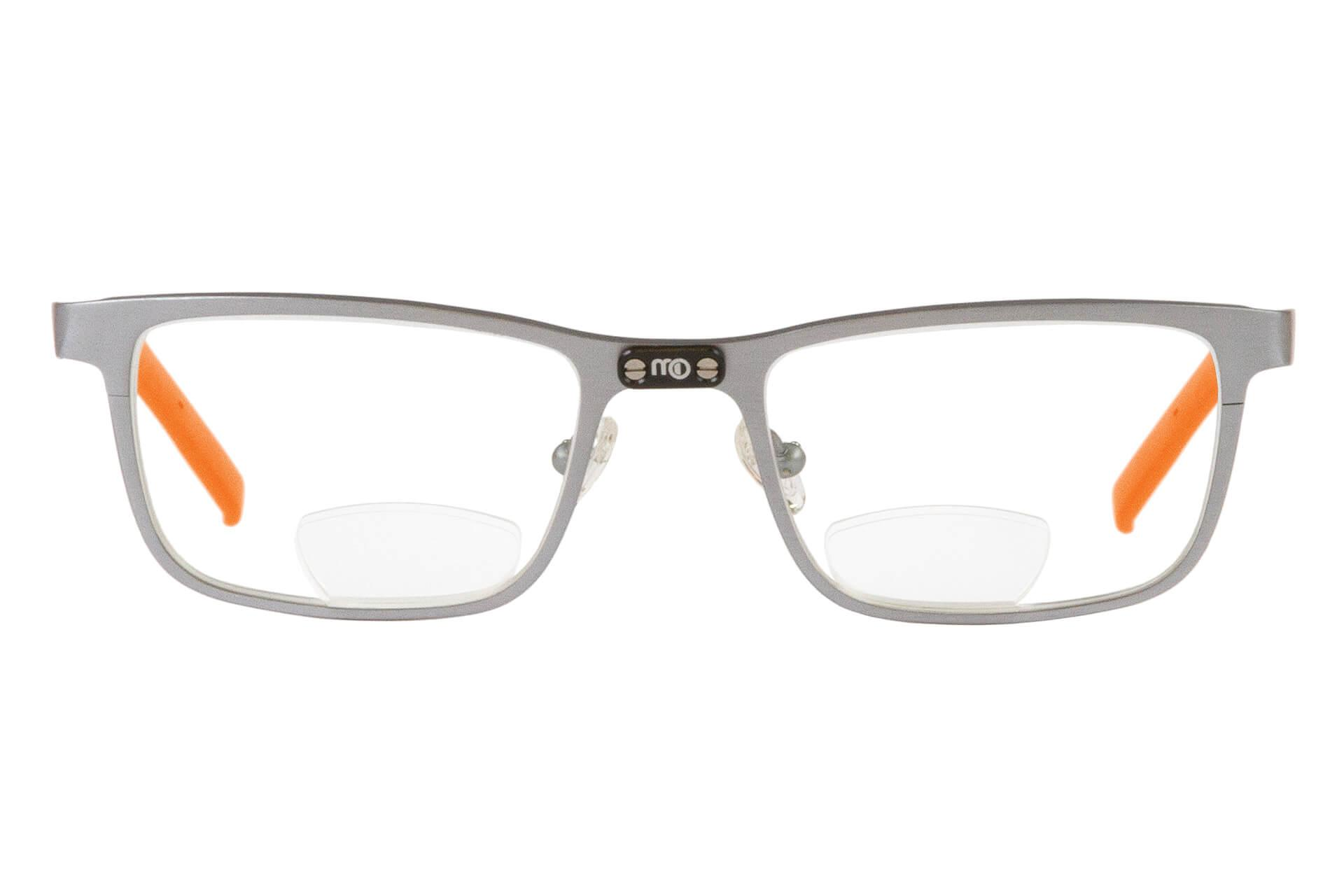Prism Glasses Mooptics Front Orange