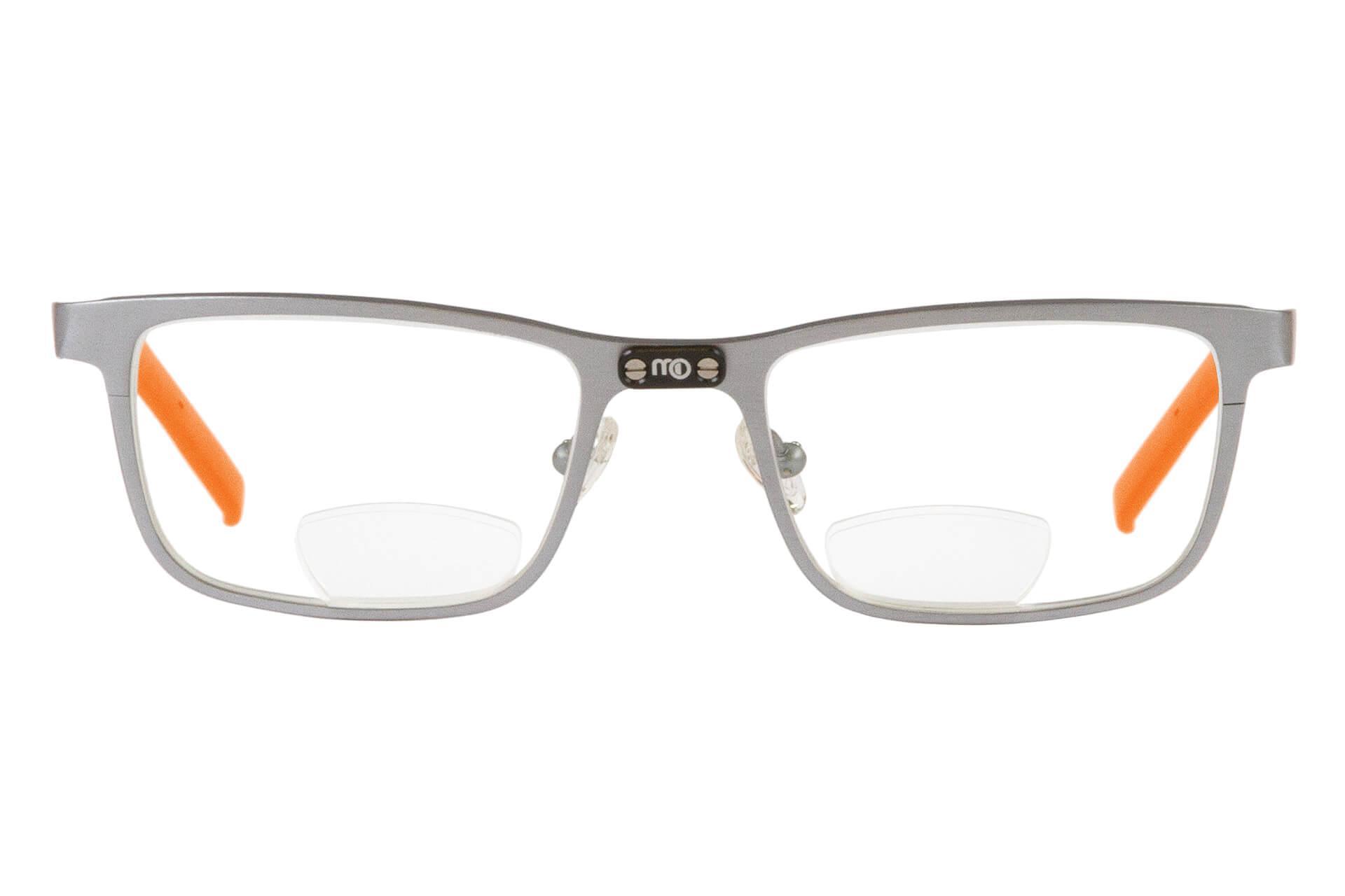 Prism Glasses Mooptics Front Orange